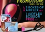 PROMOTION: March - May 2016. Airflex