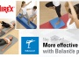 More effective training with AIREX Balance Products